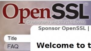 OpenSSL hat neue Versionen mit Sicherheitskorrekturen veröffentlicht.