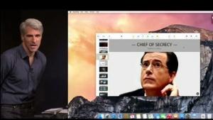 OS X 10.10 alias Yosemite erlaubt das Telefonieren mit dem iPhone.