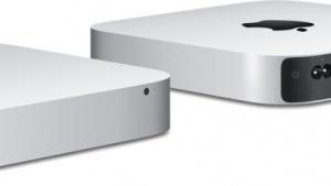 Der neue Mac Mini ist schneller geworden.