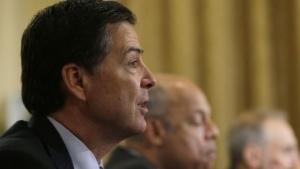 FBI-Chef Comey verlangt mehr Überwachungsmöglichkeiten