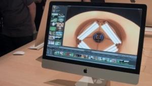 4K-Videos lassen sich auf dem neuen Retina-iMac mit geringer Skalierung bearbeiten.
