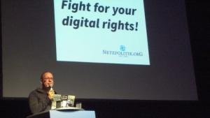 Markus Beckedahl: von Netzpolitik.org zu Landesverrat.org