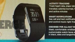 Die Fitbit Surge ist für Sportler interessant.