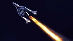 Spaceship Two: letzter Test mit Triebwerk im Januar 2014