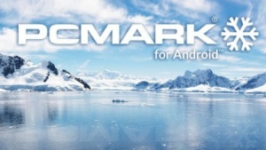 Logo des PCMark für Android.
