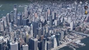 Die verbesserte 3D-Ansicht in Google Earth für Android