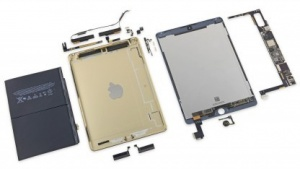 Zerlegtes iPad Air 2