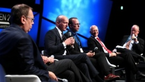 Das Panel zur Netzneutralität auf den Medientagen München