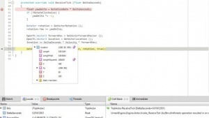 Die Unreal Engine kann dank Mono nur auch mit C#-Code genutzt werden.
