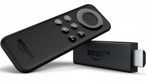 Fire TV Stick mit Bluetooth-Fernbedienung