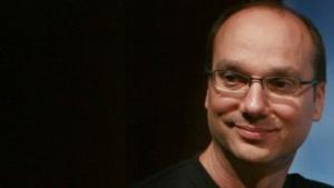 Andy Rubin steigt bei Google aus.
