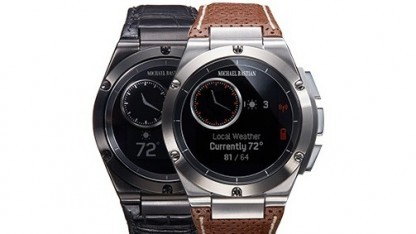 MB Chronowing - HPs Smartwatch