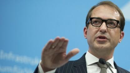 Bundesverkehrsminister will Mautdaten schützen