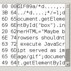 Cross-Site-Scripting: Javascript-Code in Bilder einbetten