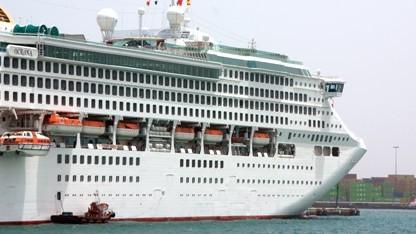 Kreuzfahrtschiff Oceana: Schiffe von Carnival Cruises sollen Internetzugang bekommen.