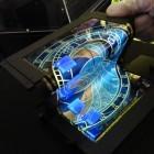 Displaytechnik: 9-Zoll-OLED lässt sich auf Smartphone-Größe falten