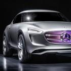 Mercedes-Benz Vision G-Code: Wasserstoffauto als fahrende Solarzelle
