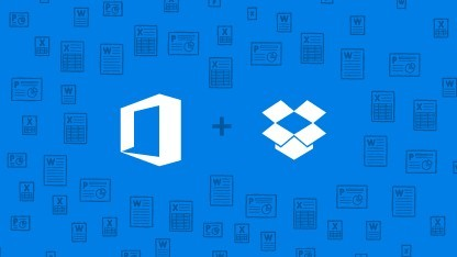 Office-Apps mit Dropbox-Integration geplant