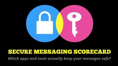 Die EFF fragt, welche Messenger wirklich sicher sind.