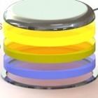 Leuchtmittel: Die Leuchtdiode kommt aus dem 3D-Drucker