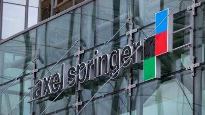 Springer-Gebäude in Berlin: unterschiedlichw Auswirkungen
