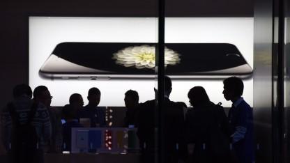 Bislang sind nur Nutzer in China von der Sicherheitslücke betroffen.