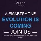 Vsenn: Startup plant Smartphone mit wechselbaren Komponenten