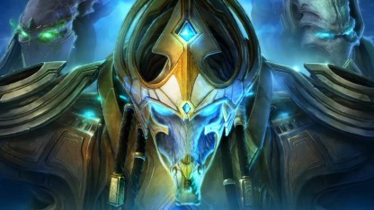 Artwork von Starcraft 2: Legacy of the Void