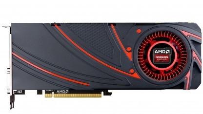Die aktuelle Radeon R9 290X