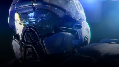 Artwork von Halo 5