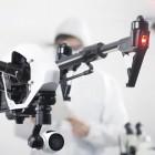 DJI Inspire 1: Luxus-Drohne mit 4K und Fledermaustechnik