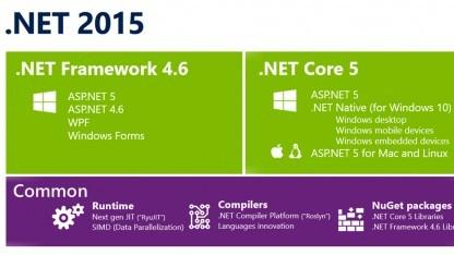 Microsoft erklärt die Hintergründe für die Entwicklung von .Net Core 5.