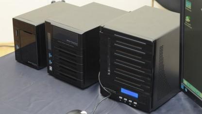 Drei neue NAS-Systeme mit langem Support