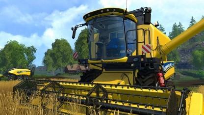 Im Landwirtschafts-Simulator 2015 kann der Hobby-Bauer mehr als nur das Feld bestellen.