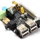Xseries Expansion Board: Zauberhüte für das Raspberry Pi