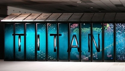 Der Supercomputer Titan am ORNL bekommt einen Nachfolger.