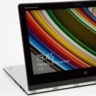 Yoga 3 Pro Convertible im Test: Flach, leicht, hochauflösend, kurzatmig