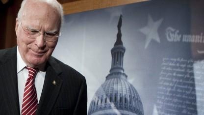 Patrick Leahys Reform des Patriot Act scheiterte im US-Senat.