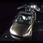Elektro-SUV: Teslas Model X richtet sich an Frauen