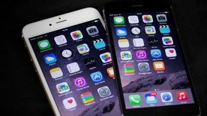 Apples iPhone 6 und 6 Plus sollten Saphirglas-Displays erhalten.
