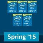 Intel-Roadmap: Neue Prozessoren erscheinen gestaffelt