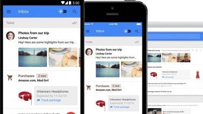 Inbox schreibt Google auf für iOS und das Web zum Teil in Java.