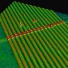 Halbleiterforschung: Neuer Memristor kann zehn Zustände speichern
