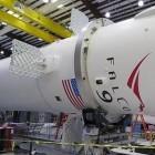 SpaceX: Elon Musk präsentiert Rakete mit X-Wing-Flügeln