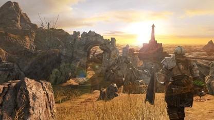 Screenshots aus Dark Souls 2: Scholar of the First Sin
