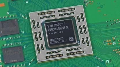 System-on-a-Chip der Playstation 4