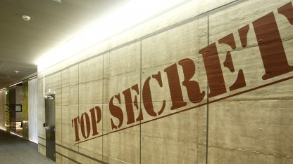 """Die Bundesregierung würde vermutlich den ganzen NSA-Ausschuss gerne als """"streng geheim"""" versiegeln."""
