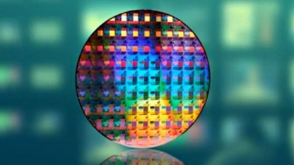 32-nm-Wafer