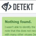 Staatstrojaner: Scanner-Software Detekt warnt vor sich selbst