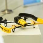 Parrot Bebop ausprobiert: Handliche Kameradrohne mit großem Controller
